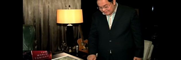 Why businessman bought old Philippine map