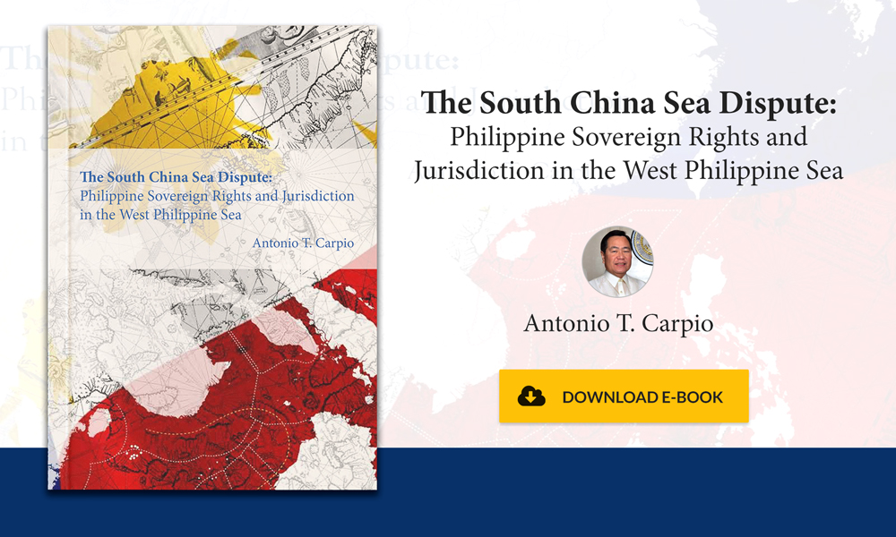 The South China Sea Dispute: Philippine Sovereign Rights and Jurisdiction in the West Philippine Sea