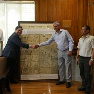 Indian Ambassador map turn over