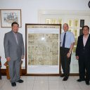 UK ambassador map turn over