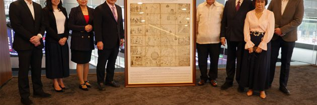 Philippine Stock Exchange, Inc Map turn Over